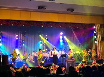 """Varity Thai Music Concert"" in 80 year's SSRU"
