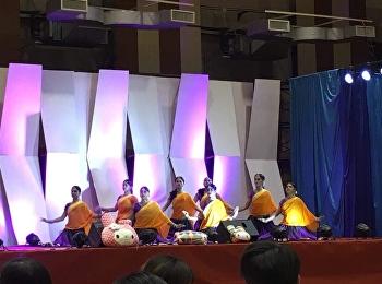 การแสดงเปิด Open house SSRU 2018 ชุด ฮิจรา