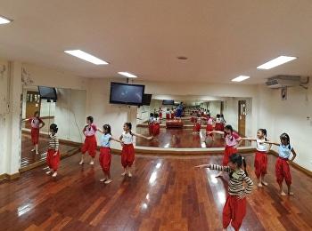 Short course for Thai Classical Dance