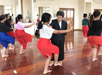 Community Dance Project on July 13, 2019